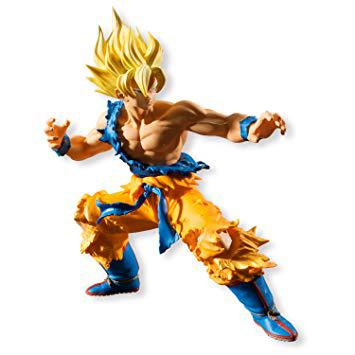 figurine dragon ball z goku