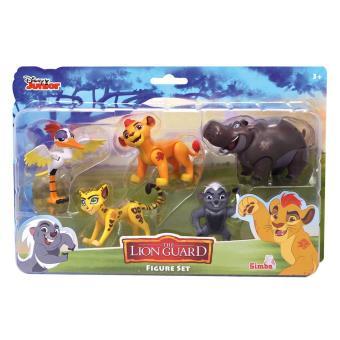 figurine garde du roi lion