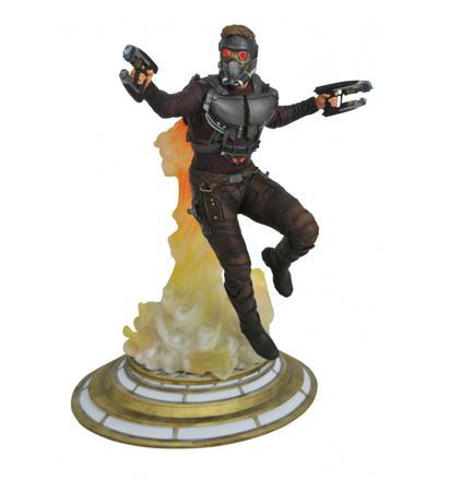 figurine gardien de la galaxie