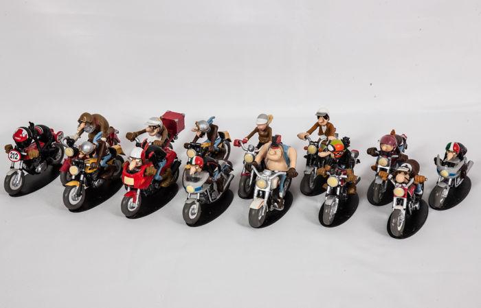 figurine jo bar team