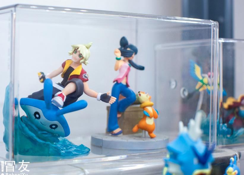 figurine pokemon rare