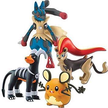 figurine pokemon x et y