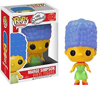 figurine pop simpson