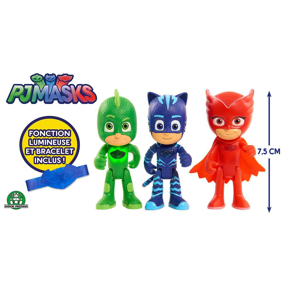 figurine pyjamasques