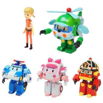 figurine robocar poli
