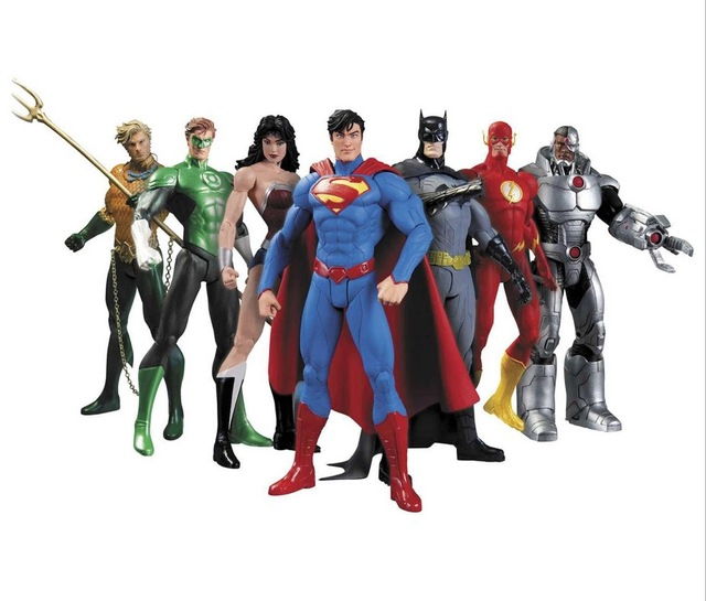 figurine super hero