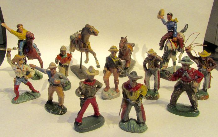 figurine western