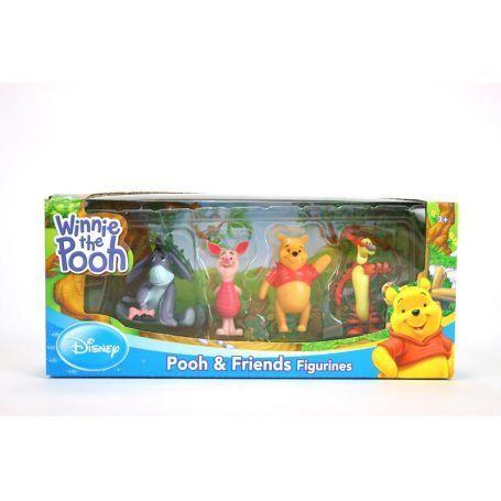 figurine winnie et ses amis