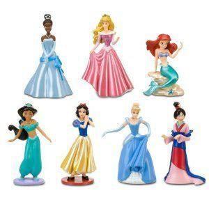 figurines princesses disney