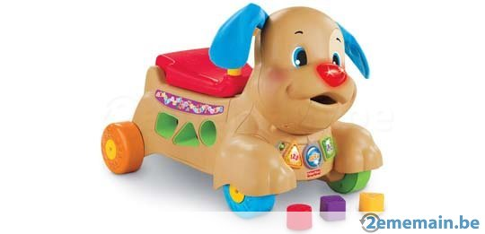 fisher price chien