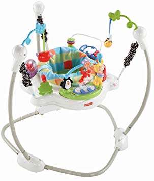 fisher price jumperoo des découvertes