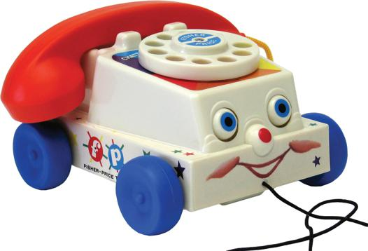 fisher price telephone