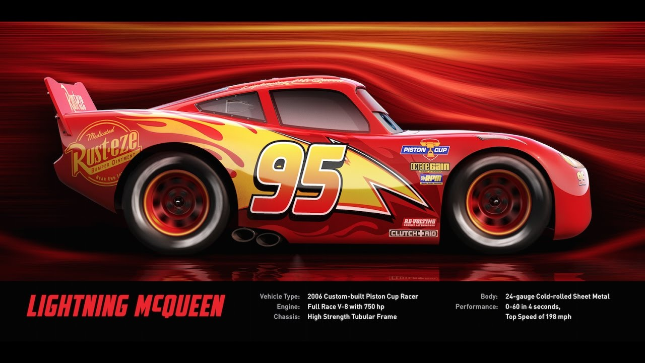 flash mcqueen cars 3