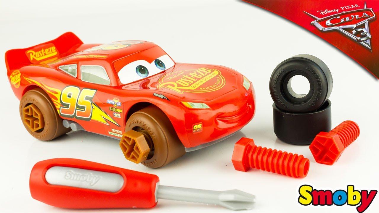 flash mcqueen jouet