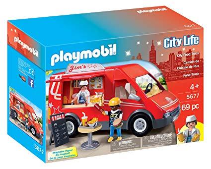 food truck playmobil