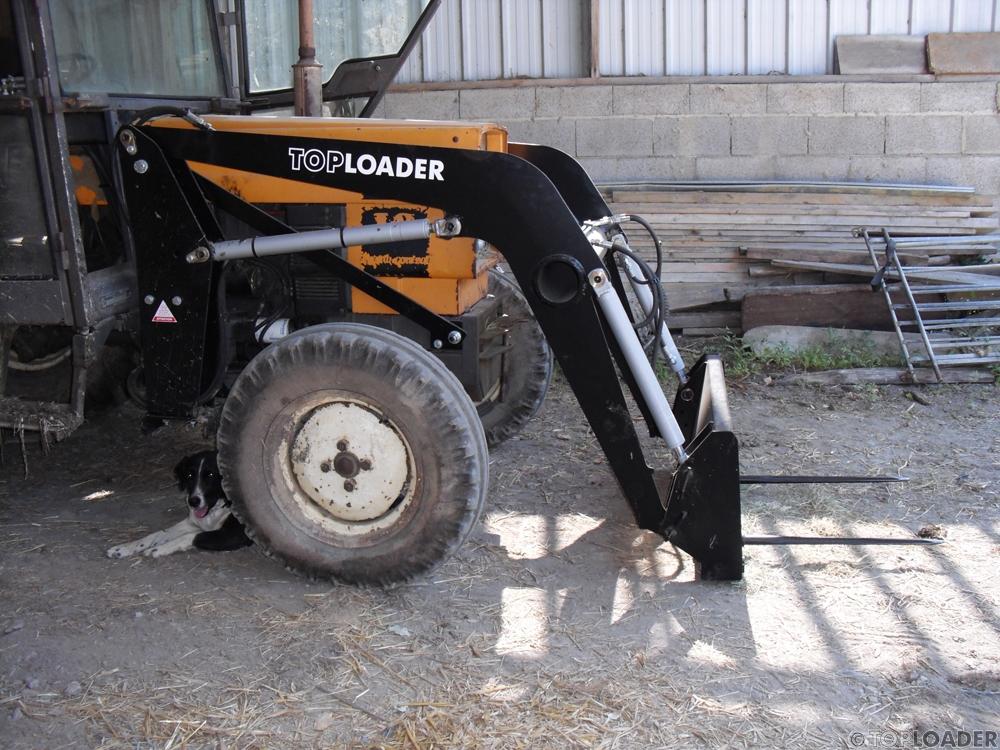 fourche tracteur