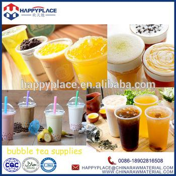 fournisseur bubble tea