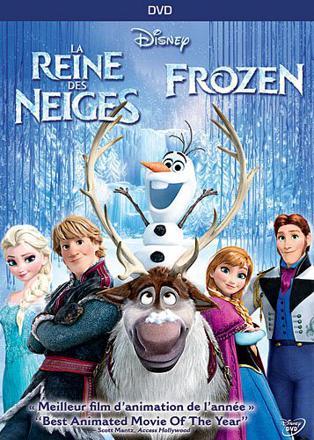 frozen la reine des neiges