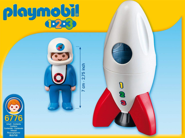 fusée playmobil 123