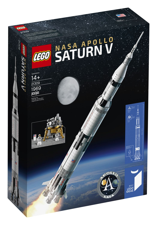 fusée saturn v lego