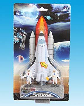 fusée spatiale jouet