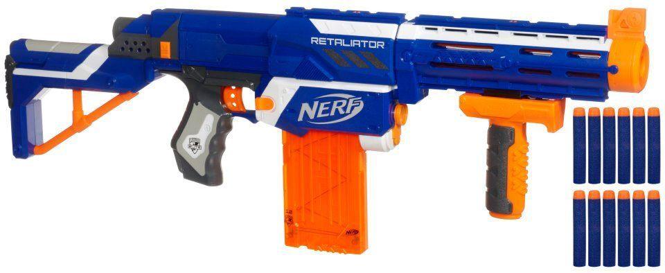 fusil nerf retaliator
