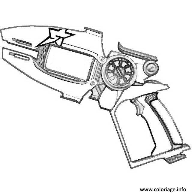 fusil slugterra
