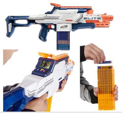 gamme pistolet nerf