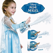 gant magique elsa lance neige