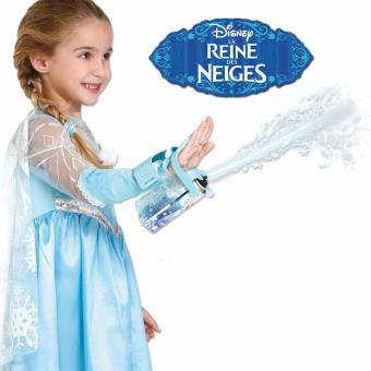 gant magique lance neige elsa la reine des neiges