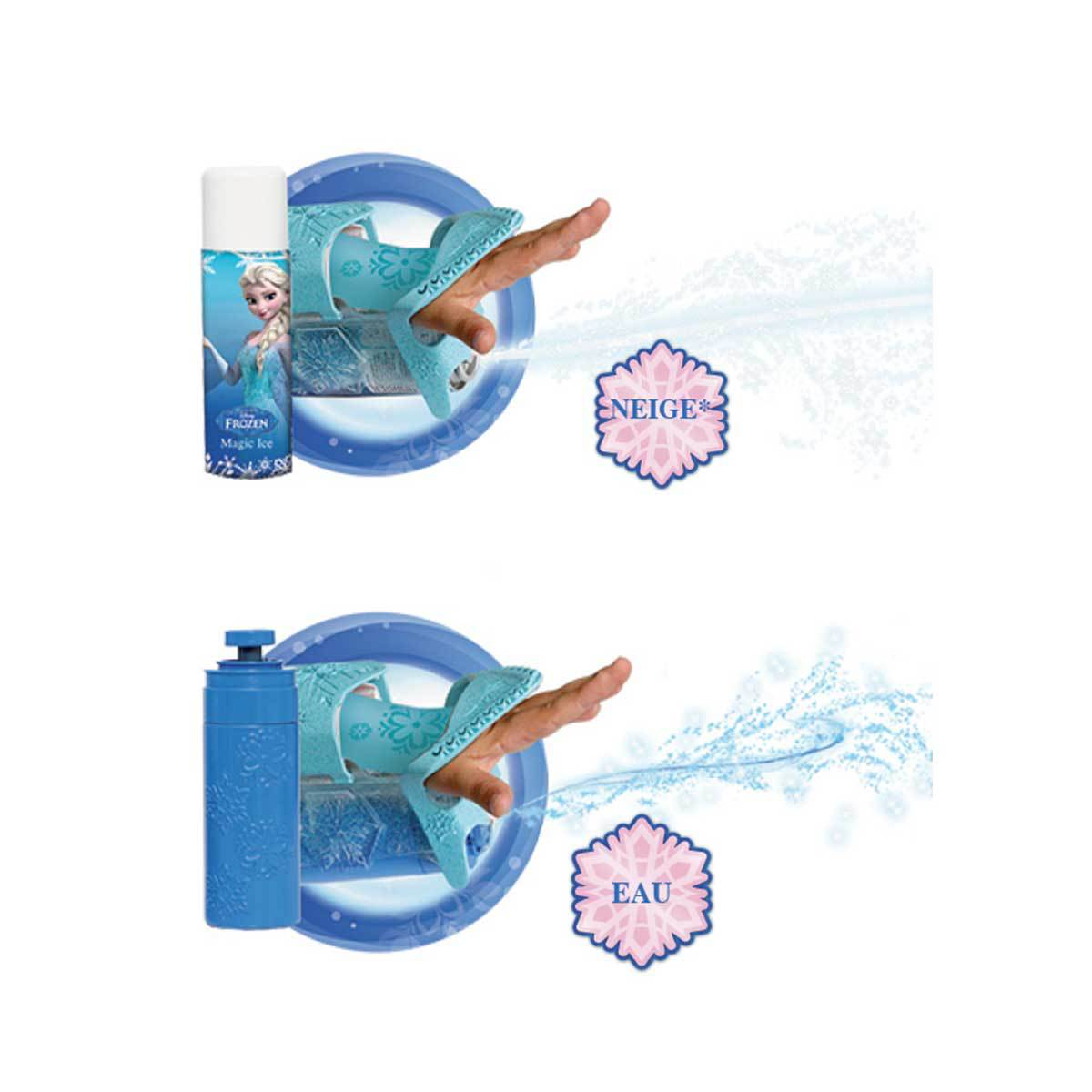 gant magique lance neige