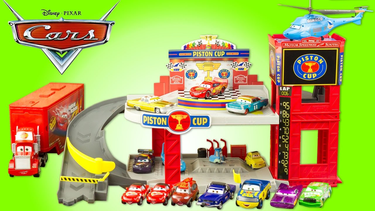 garage cars jouet