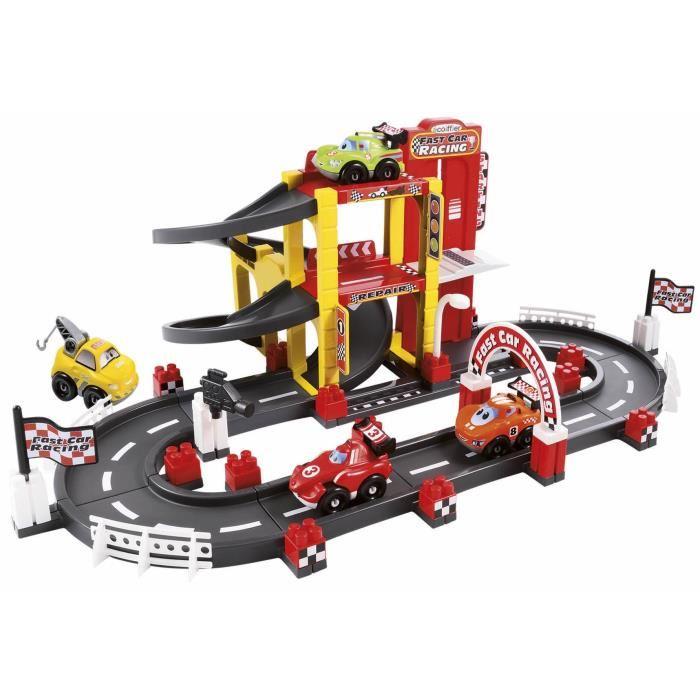 garage circuit jouet