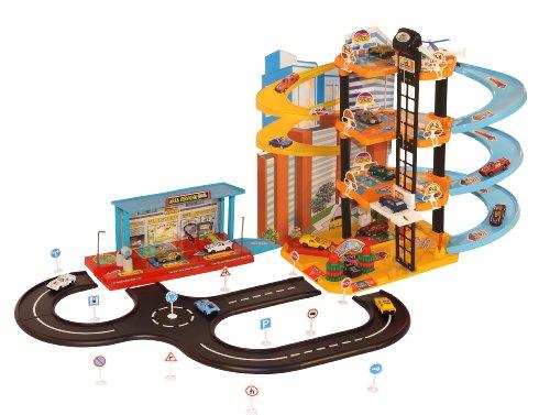 garage en jouet