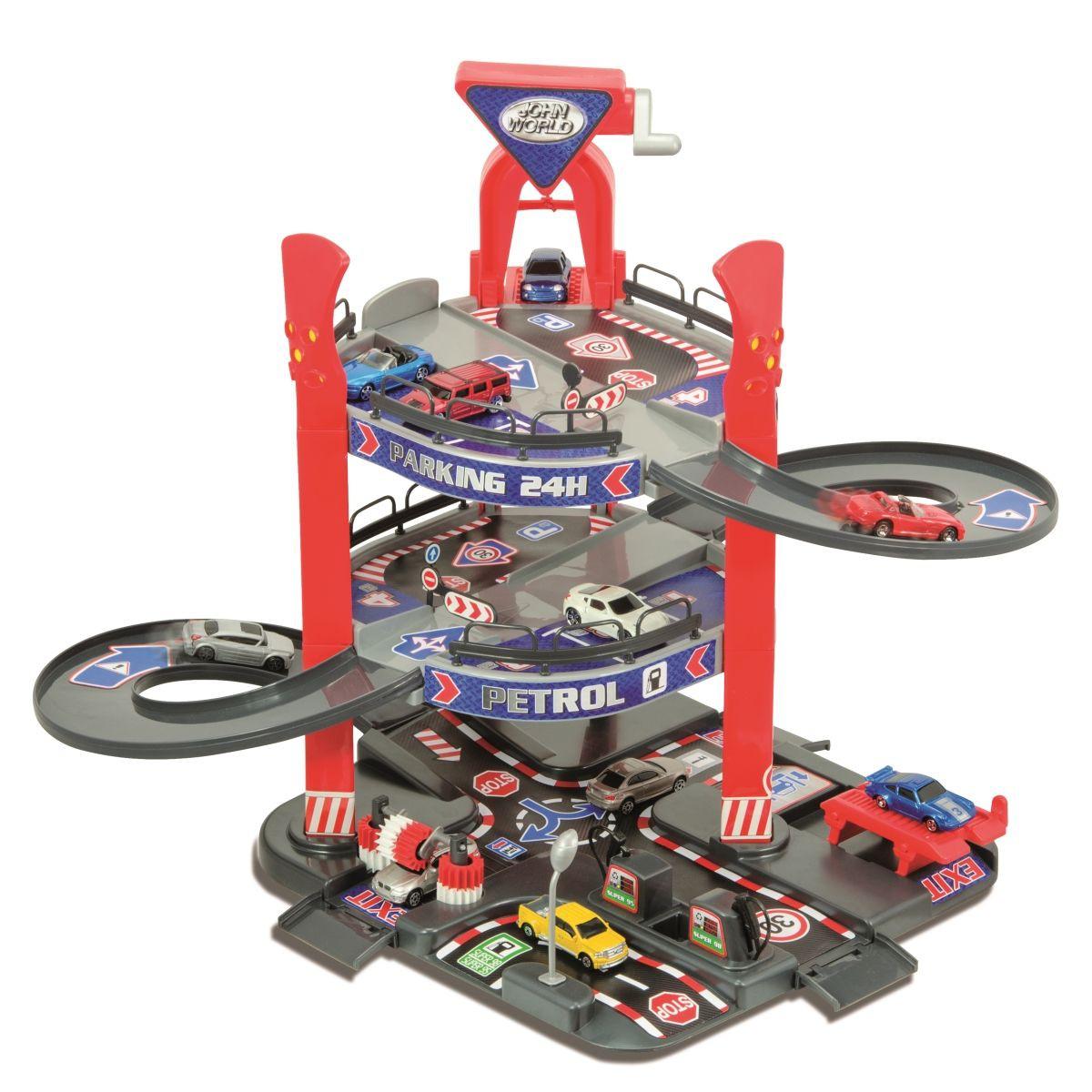 garage jouet