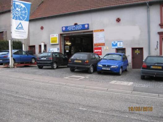 garage klein
