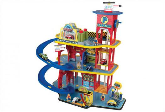 garage pour enfant