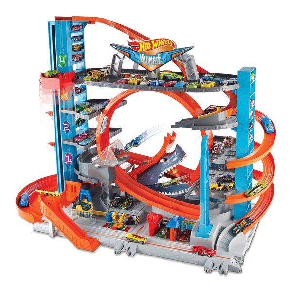 garage ultimate hot wheels