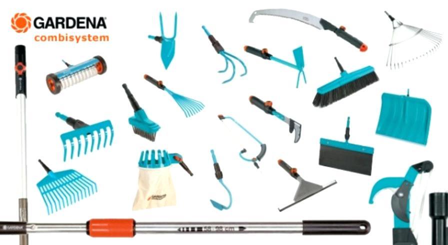 gardena outils de jardin