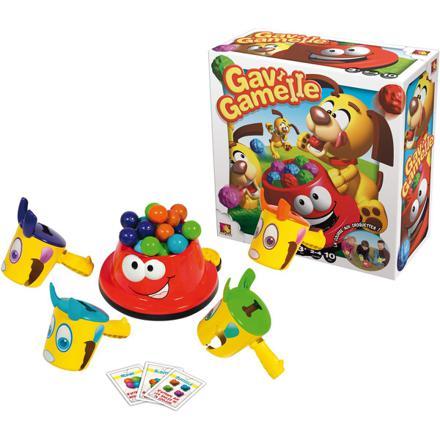 gave gamelle jeux