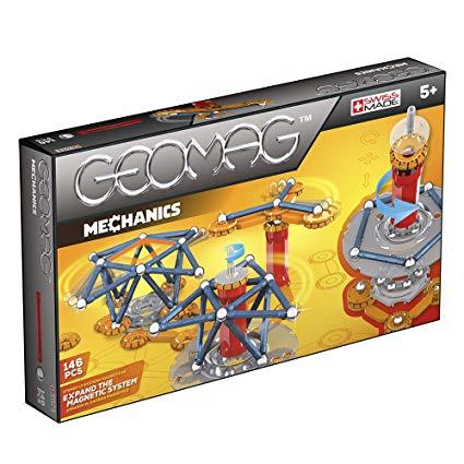 geomag mechanics 146 pièces