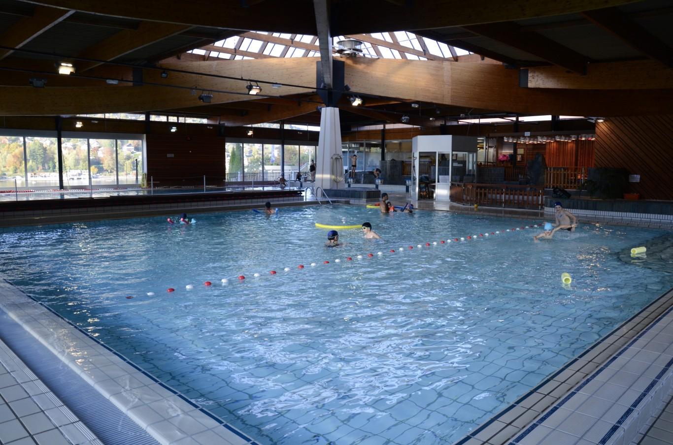 gerardmer piscine
