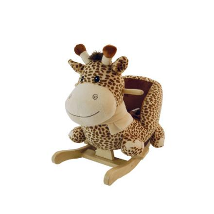 girafe a bascule