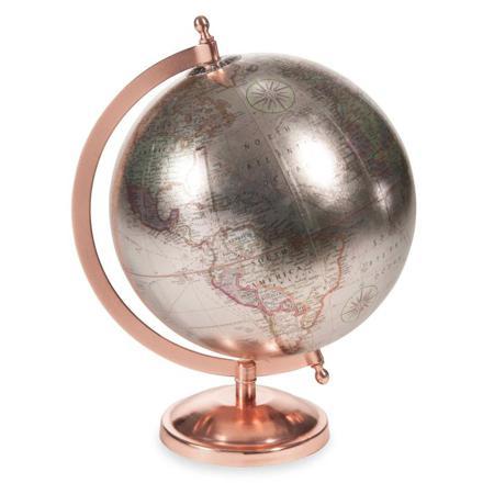 globe terrestre maison du monde
