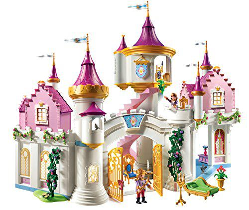 grand chateau de princesse playmobil