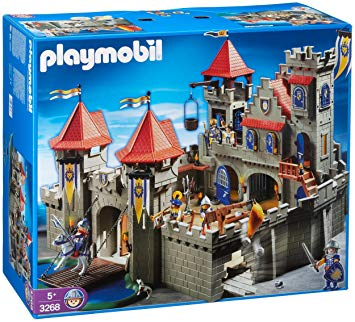 grand chateau playmobil
