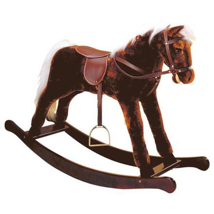 grand cheval à bascule