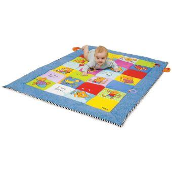 grand tapis de jeu bébé