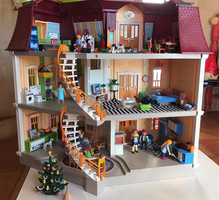 Avis grande maison playmobil le meilleur en 2019 comparatif test - Toute les maison playmobil ...