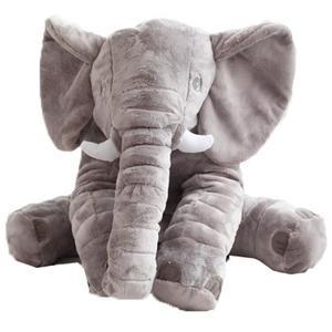grande peluche elephant